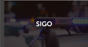SIGO - Sistema Integrado de Gestão Operacional.